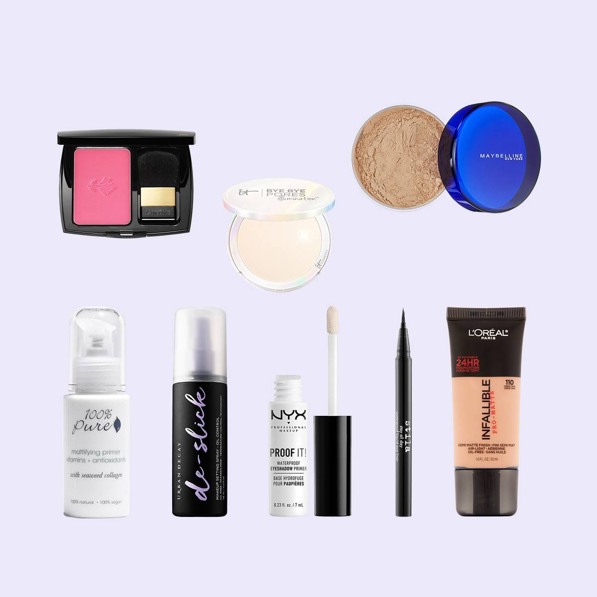The Best Makeup Products For Oily Skin Makeup Com