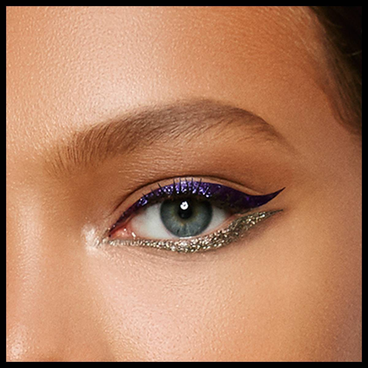 Graphic Eyeliner Looks: Chic New Way to Wear Liquid Eyeliner
