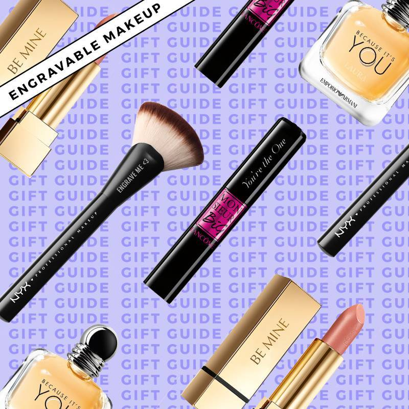 5 Makeup Brands That Want to Personalize Your Holidays Gifts