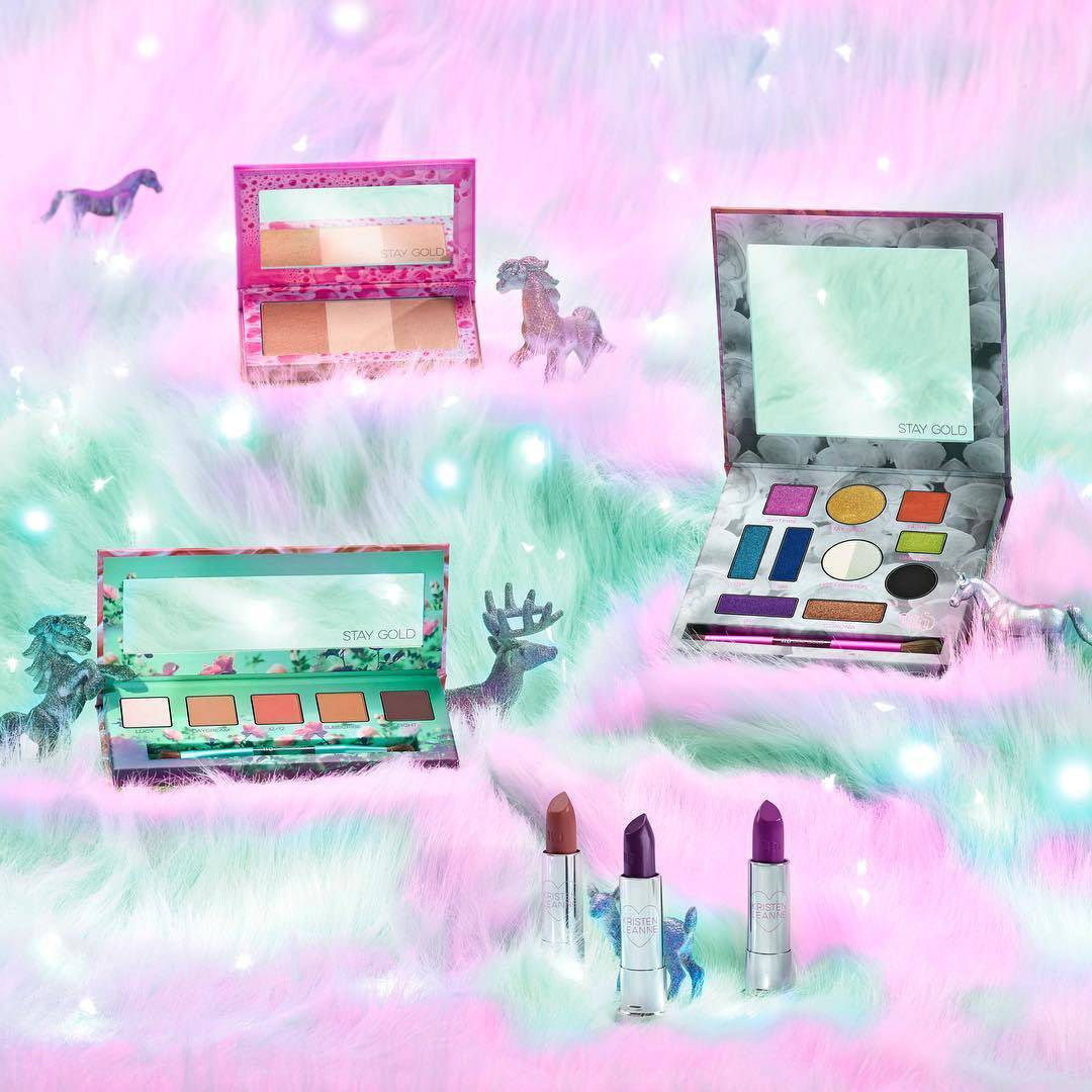 Stop What You're Doing — Urban Decay Just Teased the Kristen Leanne Collection