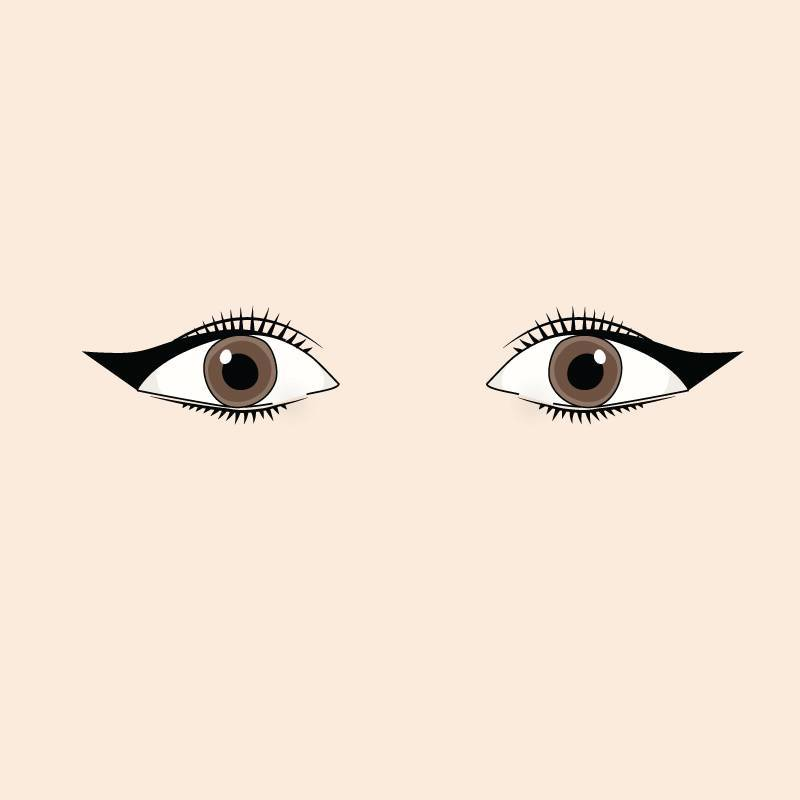 downturned-eyes-cat-eye-liner