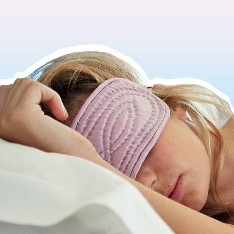 Beauty Q&A: Are Sleep Masks Bad for Your Eyelashes?
