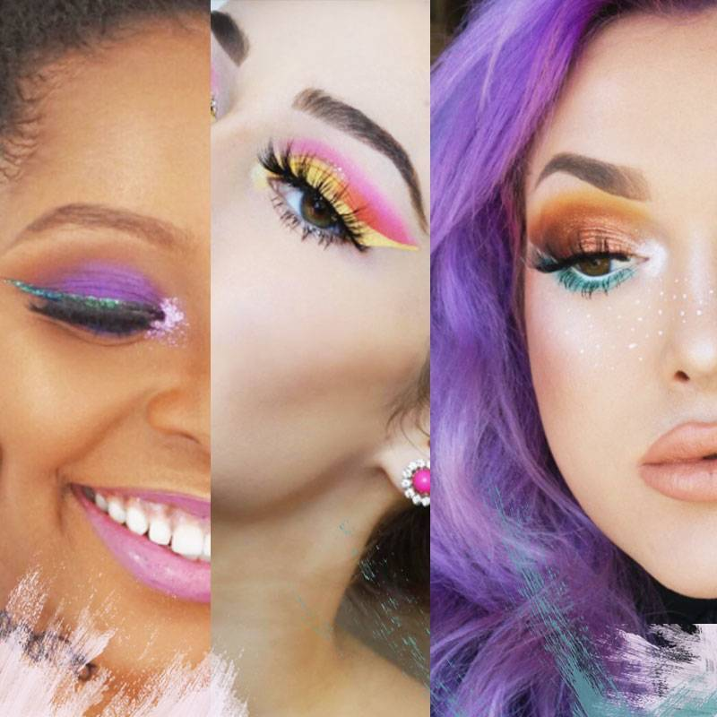 7 Inspiring #NYXCommunity Makeup Looks to Try Now