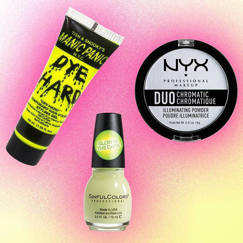 5 Glow In The Dark Makeup Products That Will Make You Shine All Night