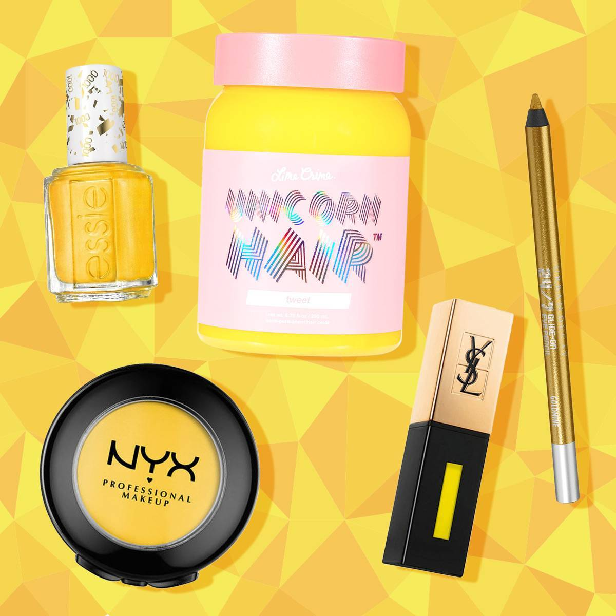 Everything You Need to Get the Yellow Makeup Trend Right