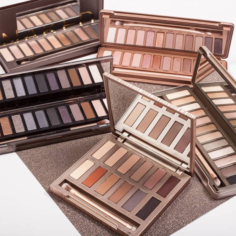 Which Urban Decay Naked Palette Is the Best One For You?