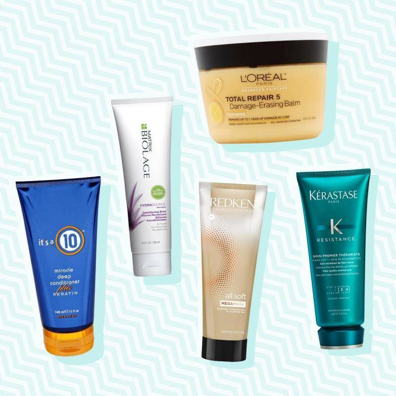 5 Deep Conditioners We Can't Live Without