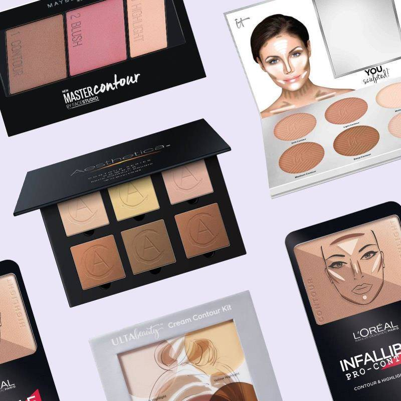 These Foolproof Contour Kits Come With Instructions