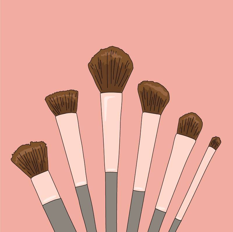 This is How to Really Take Care of Your Makeup Brushes
