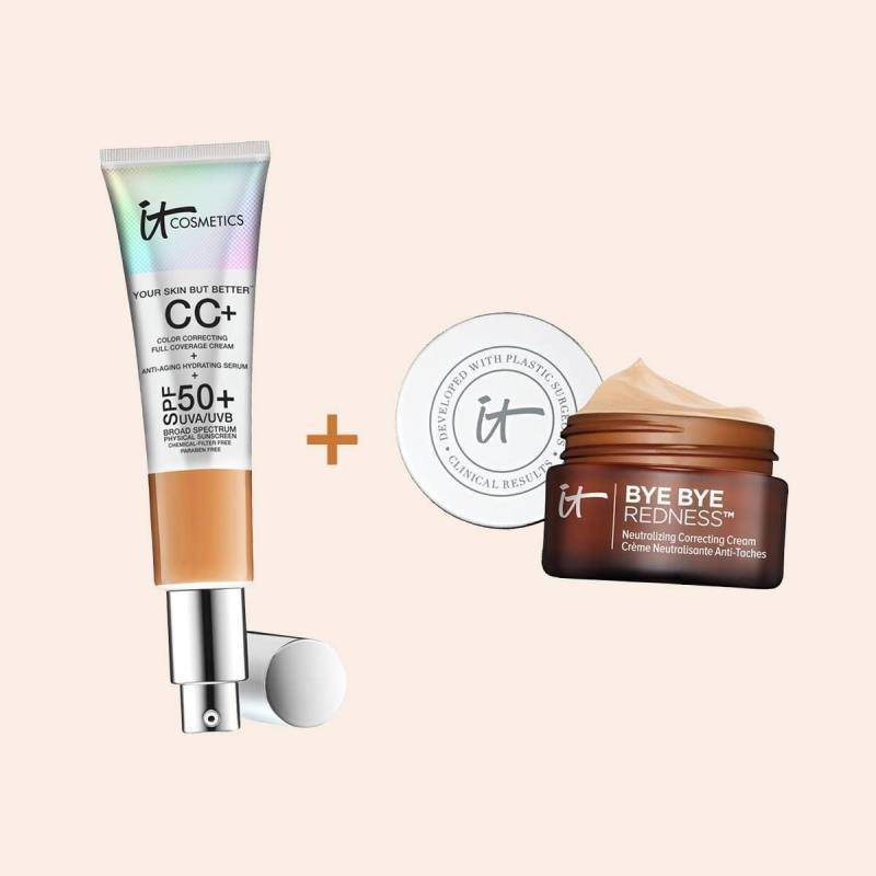 These Two Products Work Together to Create Flawless Looking Skin