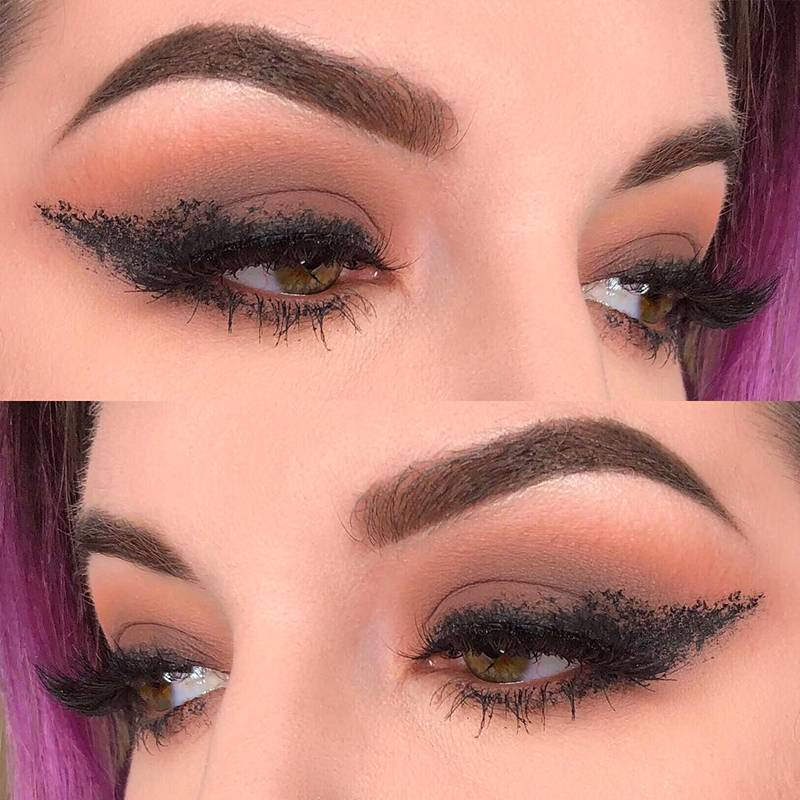 This Messy Winged Liner Look Has Reddit Freaking Out
