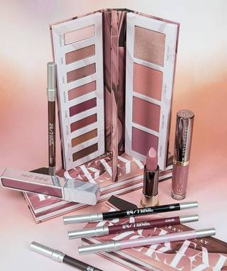 Get the Monochromatic Makeup Look This Spring with Urban Decay