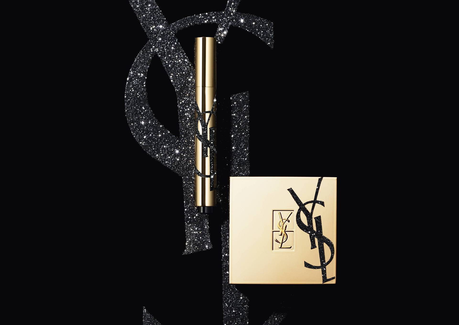 YSL's Powerful New Monogram Edition Collection Has Just Launched