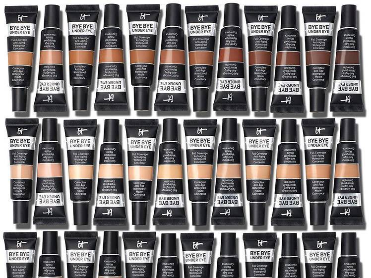 IT Cosmetics Just Expanded Their Best-Selling Concealer to 48 Shades