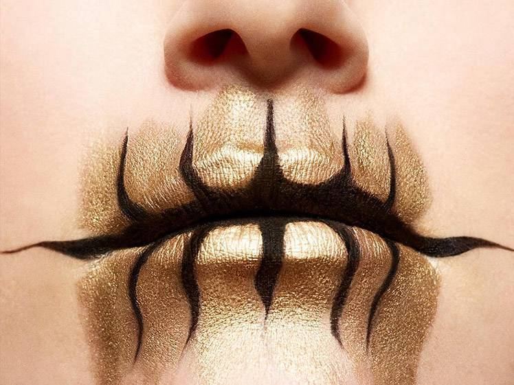 8 Halloween Makeup Looks for You and Your Group of BFFs
