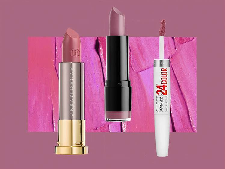 3 Mauve Lipsticks You Have to Own — According to Your Skin Tone