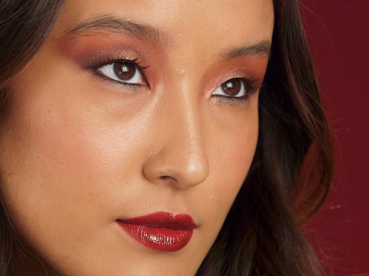 How to Wear Burgundy Makeup — Because Fall is Almost Here