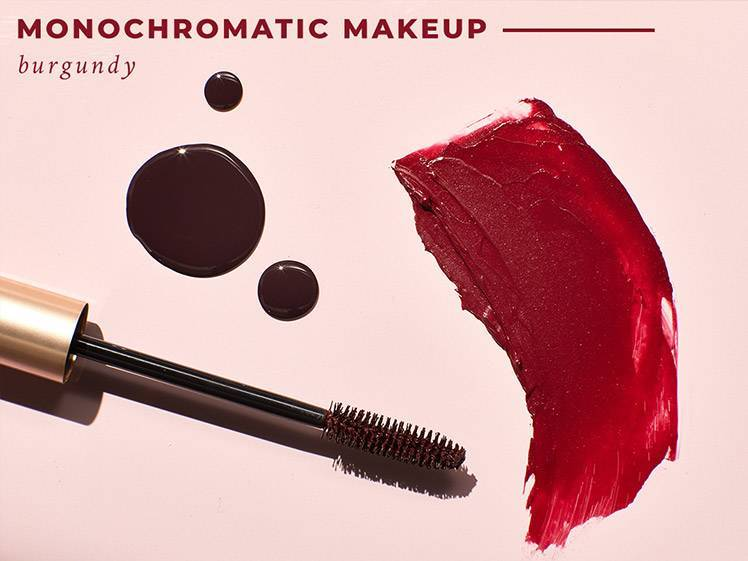 5 Burgundy Makeup Products You Should Add to Your Collection This Fall