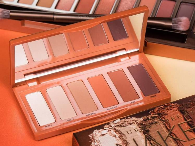 How To Use Urban Decay Heat