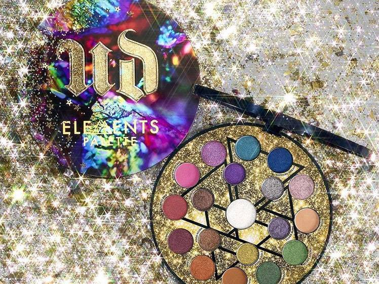 The Urban Decay Elements Eyeshadow Palette is Truly Out of This World
