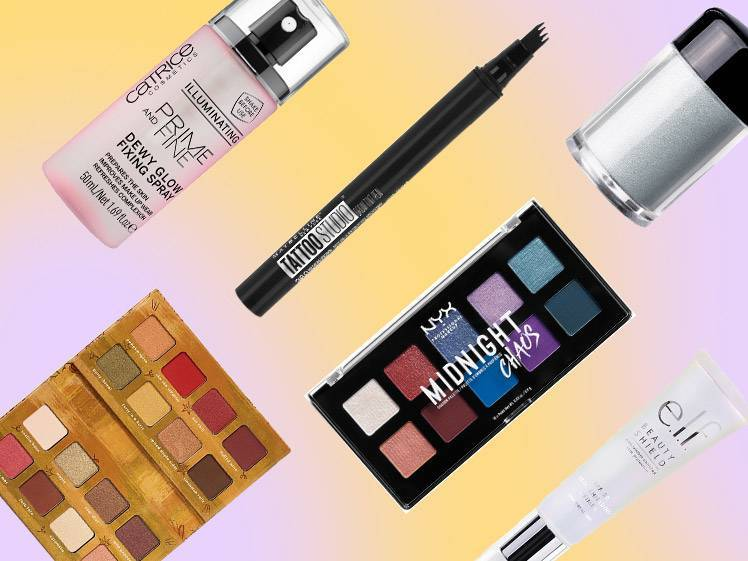 8 New Drugstore Makeup Products You Need in Your Life This Fall