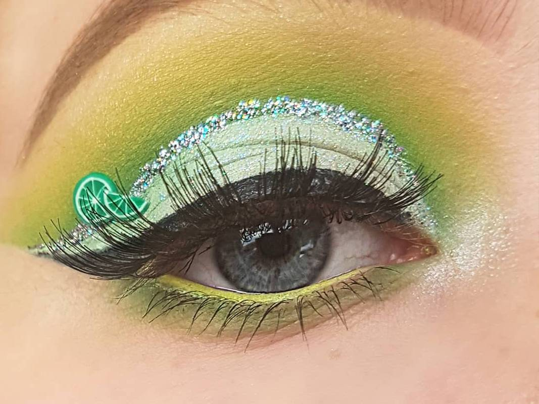 Calling All Margarita Lovers: This Makeup Look is Like 5 O'Clock, But Better