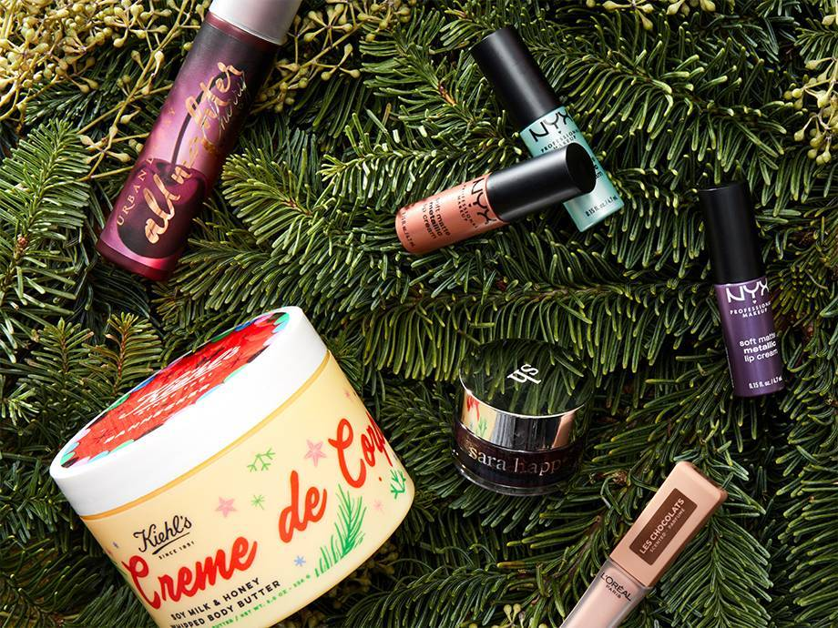 5 Makeup Products That Smell Like the Holidays