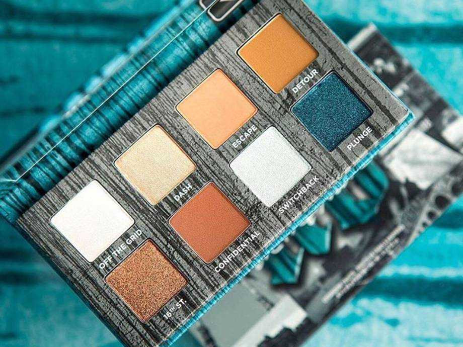 Surprise! Urban Decay Just Launched a Trio of Miniature Eyeshadow Palettes