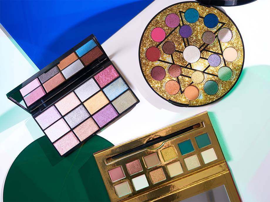 6 Jewel-Toned Eyeshadow Palettes Prettier Than Well, Most Things
