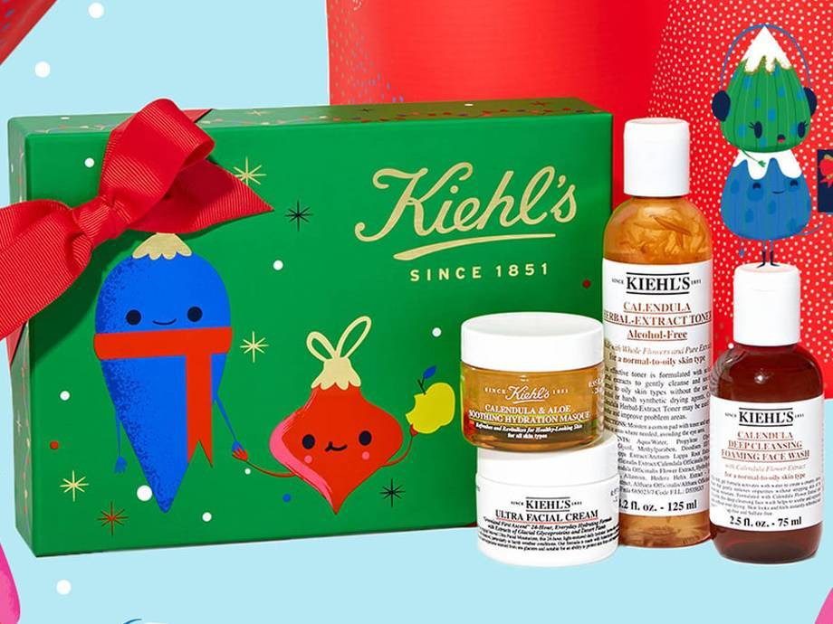 Three Kiehl's Gift Sets So Cute, You'll Want Them All