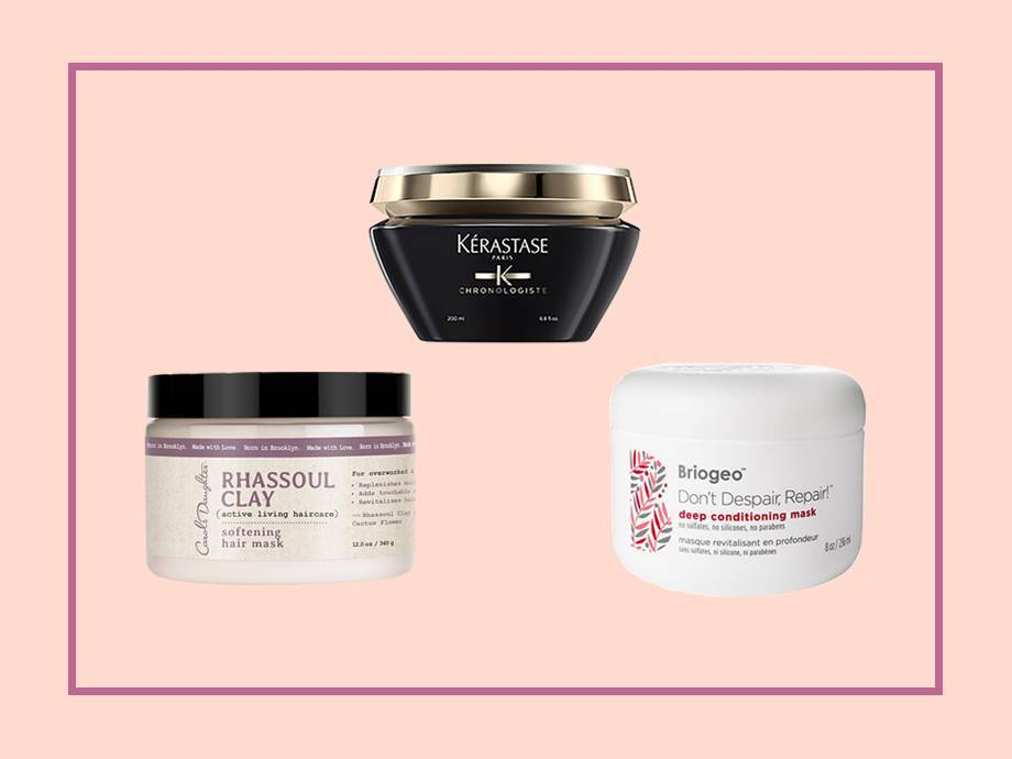"5 Deep Conditioners to Give Your Hair the ""New Year, New You"" Treatment"