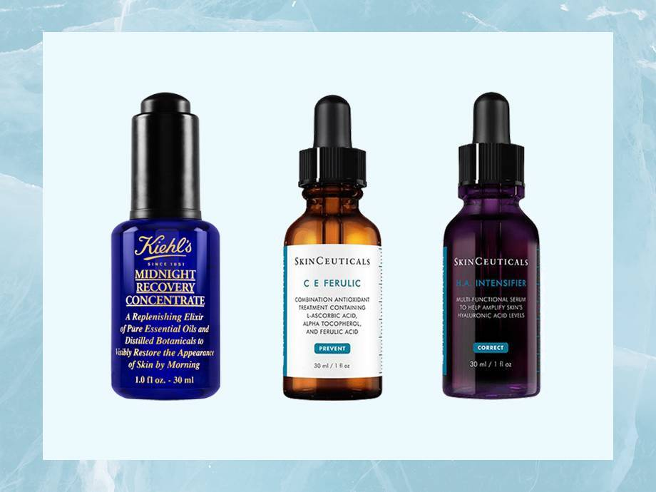 6 Perfect Skin Serums and Everything You Need to Know About Each One