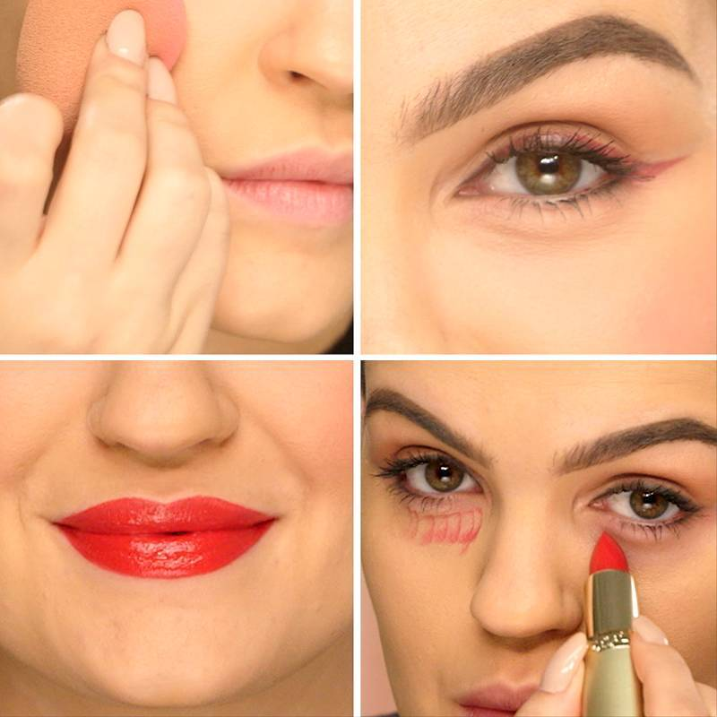 4 Red Lipstick Hacks That Will Change Your Life