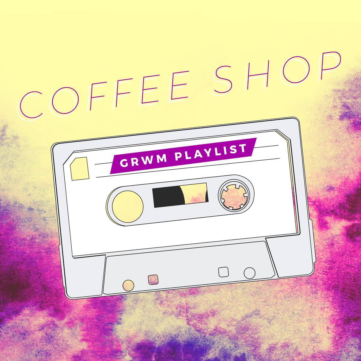 Pair This Coffee Shop Playlist with Pastries and a Subtle Makeup Look