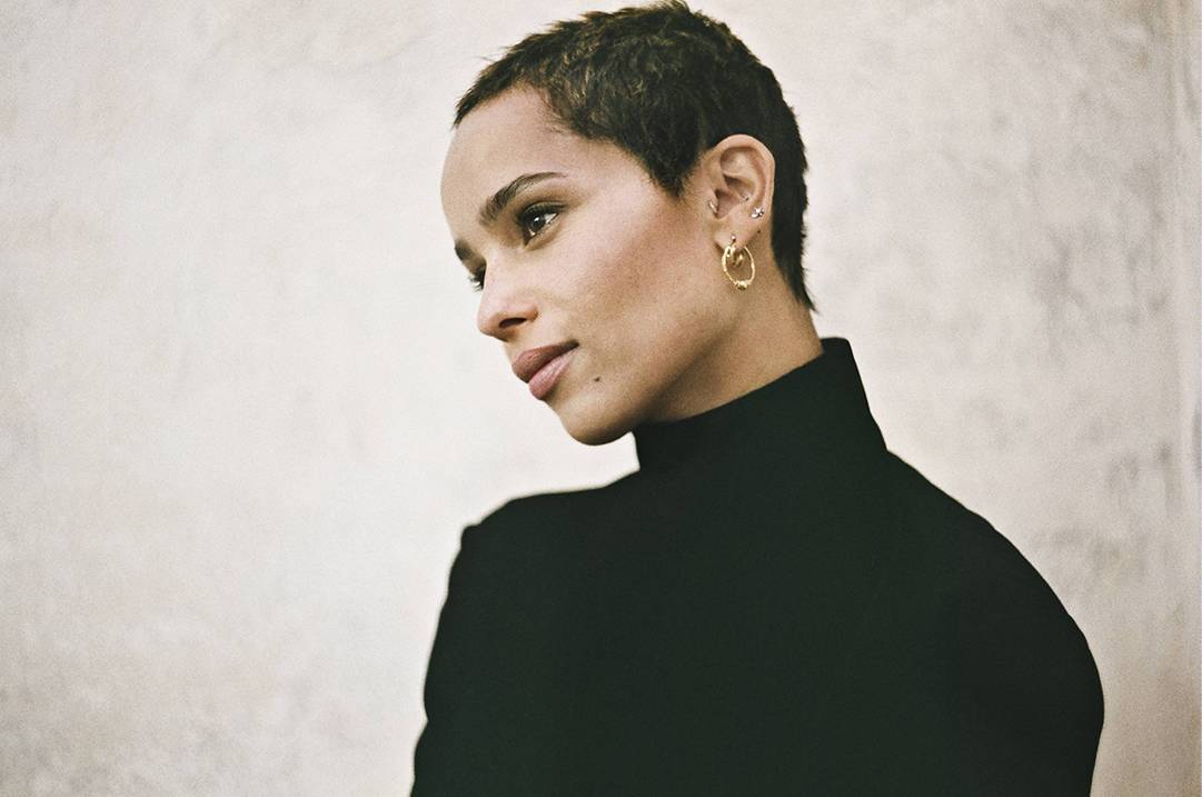 ZOË KRAVITZ SHARES HER BEAUTY SECRETS