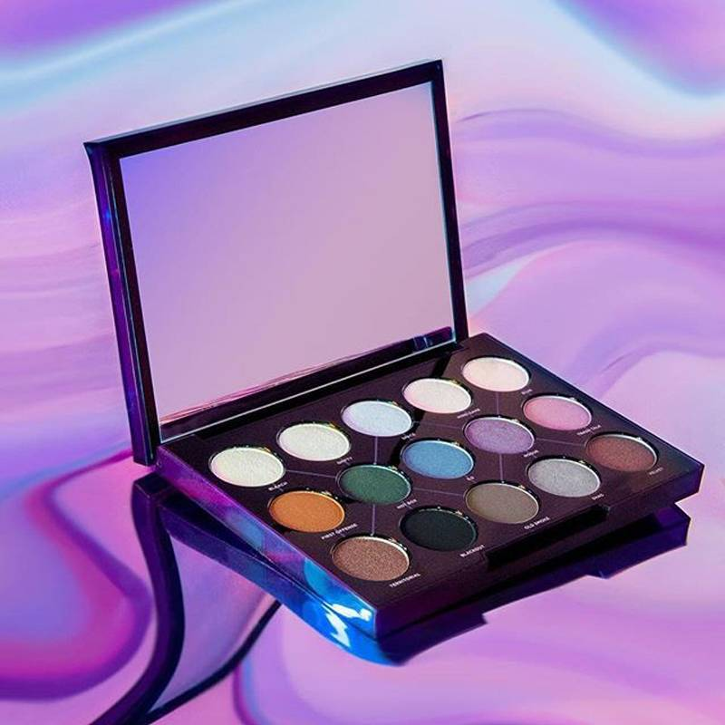 The Winter Eyeshadow Palettes Makeup Artists Love