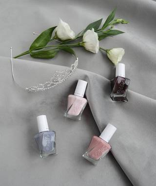 essie's New Gel Couture Enchanted Collection Will Surely Cast a Spell On You
