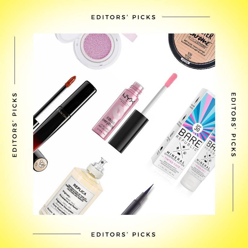 24 Makeup Products Our Editors Can't Get Enough of This July