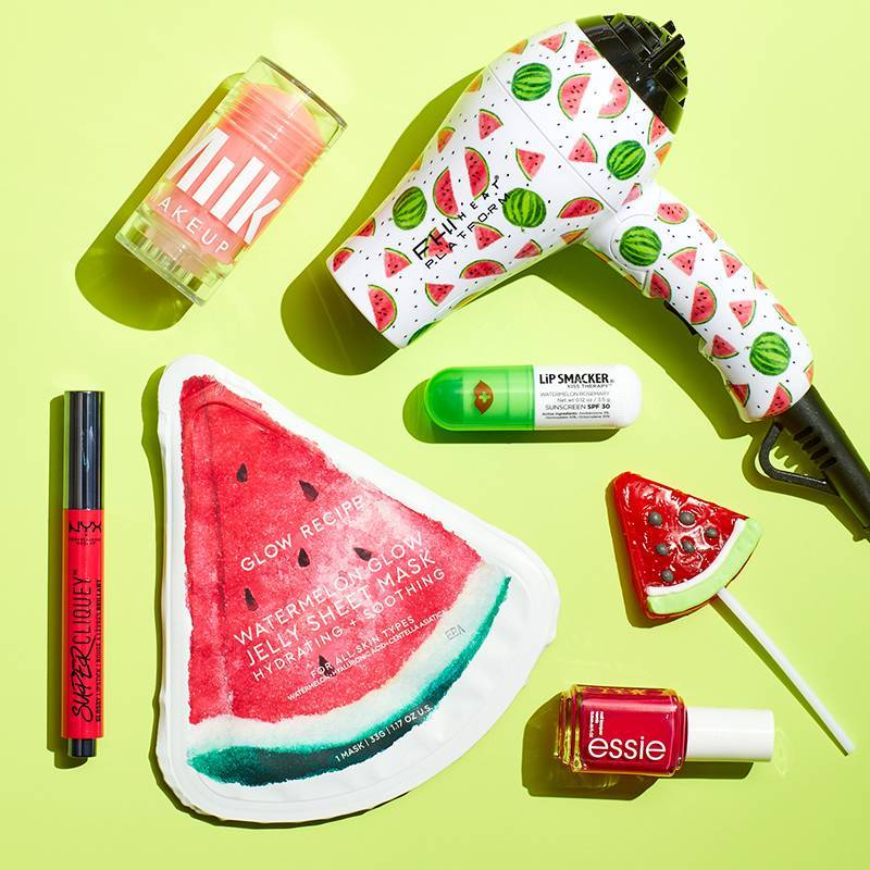 7 Watermelon Beauty Products to Add to Your Makeup Stash