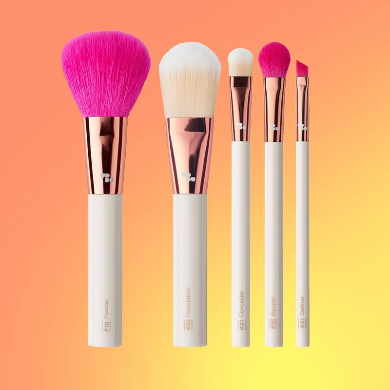 6 Best Drugstore Makeup Brush Sets Under $20