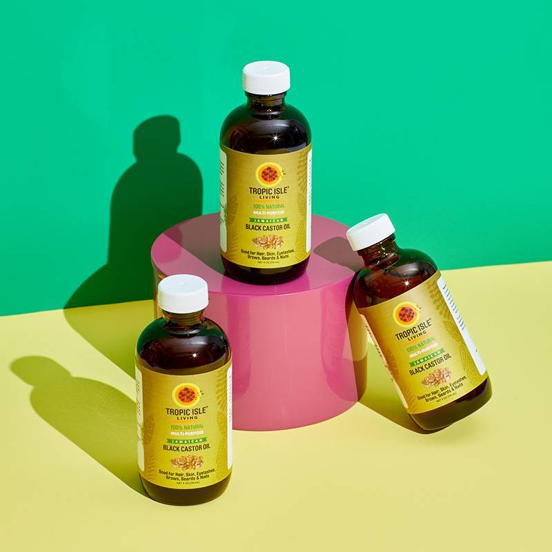 We Wish We Could Bathe in This Miracle Beauty Oil From Jamaica