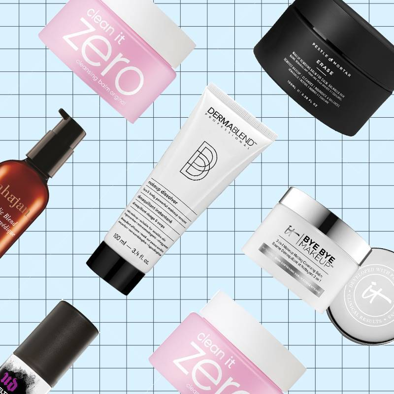 8 Makeup Removing Cleansers That Will Melt Your Makeup Into Oblivion