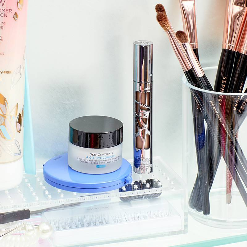 Better Together: How to Choose an Eye Cream to Wear Under Your Concealer