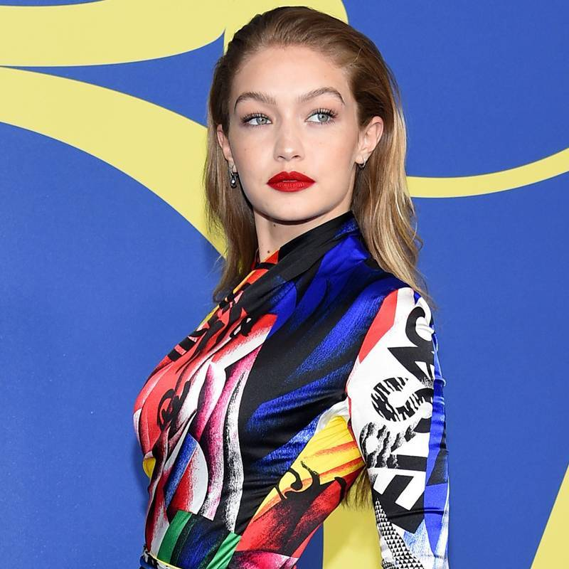 The $10 Drugstore Red Lippie We'll be Wearing All Summer Long — Thanks to Gigi Hadid