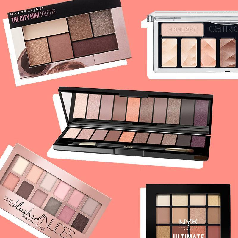 7 Eyeshadow Palettes That are Cheaper Than Lunch