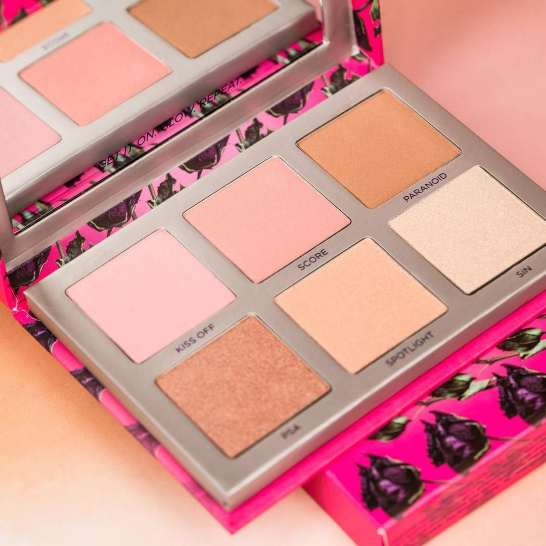 Everything You Need to Know About the Urban Decay Sin Afterglow Palette
