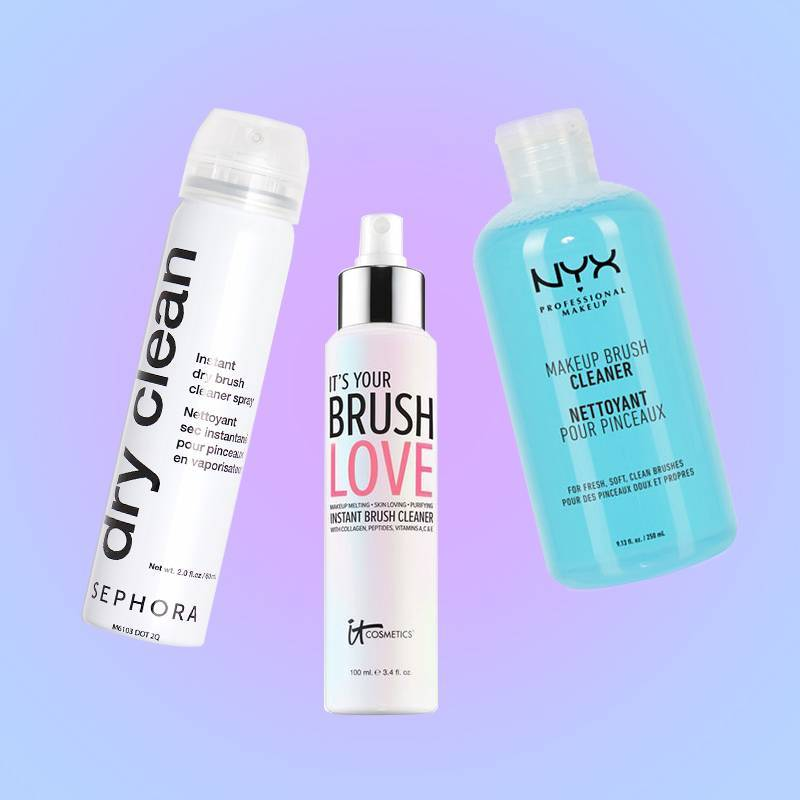 Best Makeup Brush Cleaners In 2018
