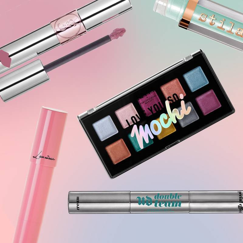 7 New Perfect-for-Spring Pastel Makeup Products