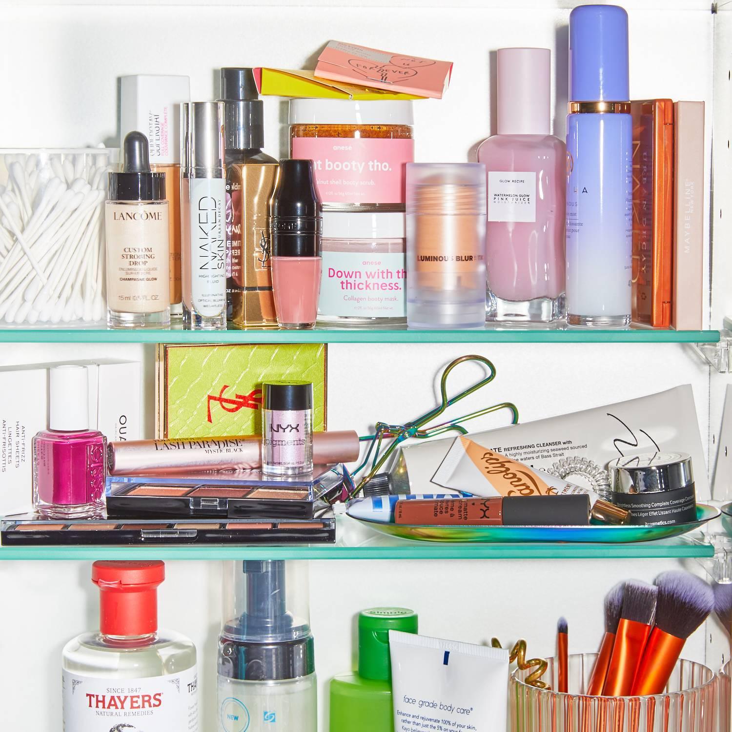 How to Clean Out Your Makeup Stash (Because It's Getting Out of Control)