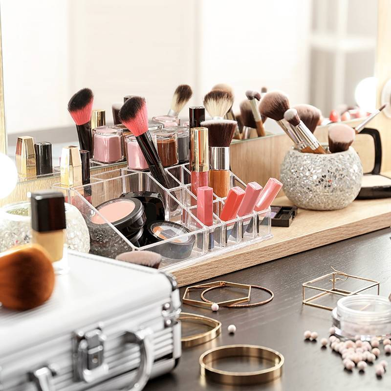 Beauty Lovers are Sharing Their Makeup Vanities on Reddit and We've Never Been More Inspired